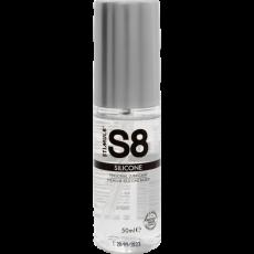 S8 Premium Silicone Lube 50ml