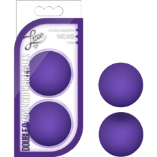 Double O Advanced Her Toys/Kegel Balls (Purple)