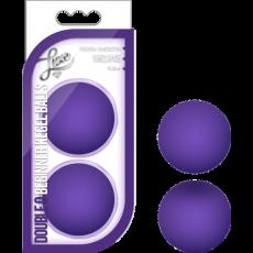 Double O Beginner Her Toys/Kegel Balls (Purple)