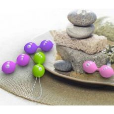 Odeco Oh My Dual Smart Balls (Purple)