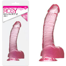 """Quartz 7""""  Geisha Dong - Rosey (Pink)"""