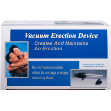 Vacuum Erection Device