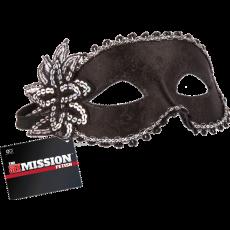 Masquerade Masks (Black)