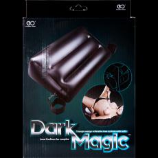 Dark Magic Love Cushion (Black)