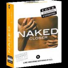 Naked Closer 6's