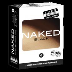 Naked Black 6's