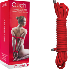 Japanese Rope - 5m (Red)