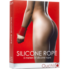 Silicone Rope (Red)
