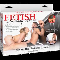 Fantasy Bed Restraint System (Black)
