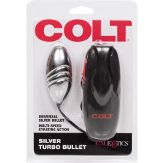 Turbo Bullet (Silver)