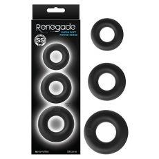 Renegade Super Soft Power Rings 3-pack Cock Rings
