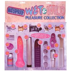Wet & Wild Pleasure Collection