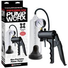 Pump Worx Max-precision Power Penis Pump