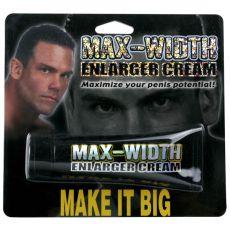 Max-Width Enlarger Cream