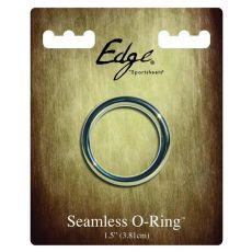 """Seamless 1.5"""" O Ring Metal"""