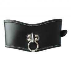 Edge Soft Leather Posture Collar (D)