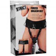 Strict Forced Orgasm Wand Holder Belt BDSM