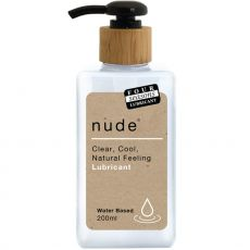 Four Seasons Naked Nude Clear Lubricant Intimate Sensual 200ml