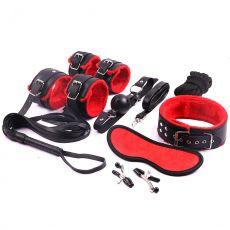 BDSM Kit BLACK & RED