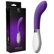 Luna Apollo G-Spot Vibrating Massager Wand Clitoral Stimulator Vibrator