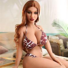 IRONTECH 154cm DD Rebbeca PLUS Realistic TPE Sex Doll