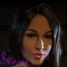 WM #117-D MIRIAM Realistic TPE Sex Doll Head