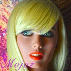 WM #149-1 AITANA Realistic TPE Sex Doll Head