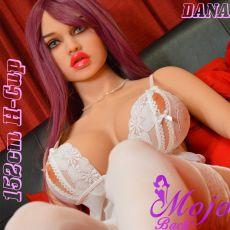 WM 152cm H-cup DANA Realistic TPE Sex Doll