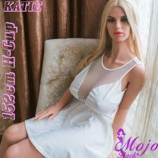 WM 152cm H-cup KATIE Realistic TPE Sex Doll