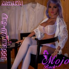 WM 155cm DD-cup MARCIA  Realistic TPE Sex Doll