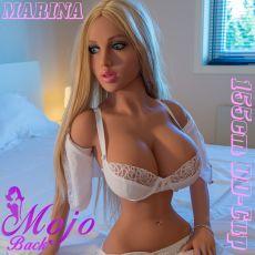 WM 155cm DD-cup MARINA Realistic TPE Sex Doll