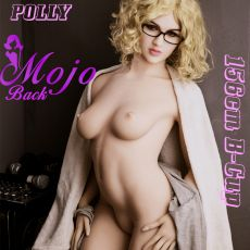 WM 156cm B-cup POLLY Realistic TPE Sex Doll