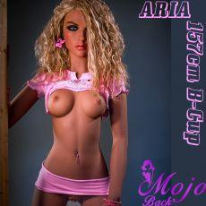 WM 157cm B-cup ARIA Realistic TPE Sex Doll
