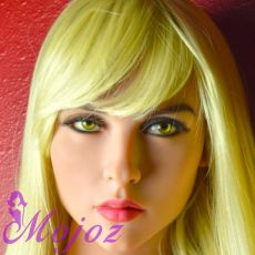 WM #159-B MARIANA Realistic TPE Sex Doll Head