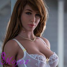 WM 160cm D-cup BROOKIE Realistic TPE Sex Doll