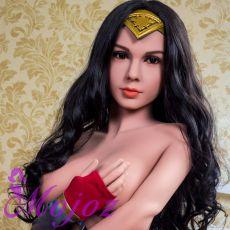 WM 165cm D-cup XENA Realistic TPE Sex Doll