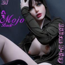 WM 166cm B-cup DJ Realistic TPE Sex Doll