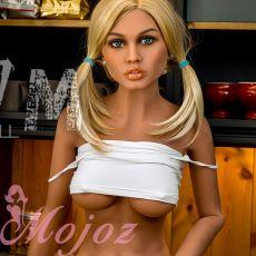 WM 166cm C-cup JAZMIN Realistic TPE Sex Doll