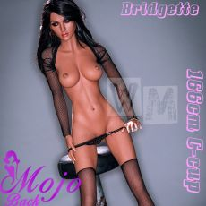 WM 166cm C-cup Bridgette Realistic TPE Sex Doll