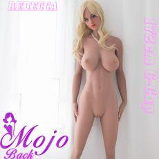 WM 172cm G-cup REBECCA Realistic TPE Sex Doll