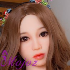 WM #173 CHIKA Realistic TPE Sex Doll Head
