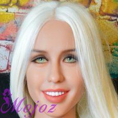 WM #179-1 SIERRA Realistic TPE Sex Doll Head