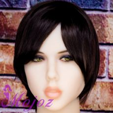WM #198 MIKAYLA Realistic TPE Sex Doll Head