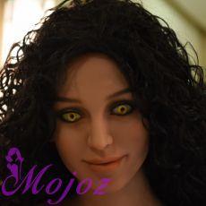 WM #205 JORDANIA Realistic TPE Sex Doll Head