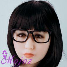 WM #235 CORRIE Realistic TPE Sex Doll Head