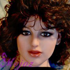WM #239 CELINA Realistic TPE Sex Doll Head