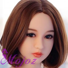 WM #33-A LANA Realistic TPE Sex Doll Head