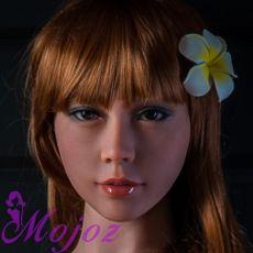 WM #56 KAMILA Realistic TPE Sex Doll Head