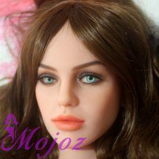 WM #82 RYAN Realistic TPE Sex Doll Head