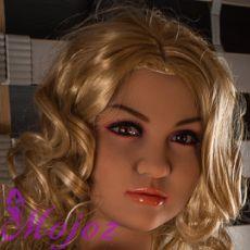 WM #93 ELSIE Realistic TPE Sex Doll Head